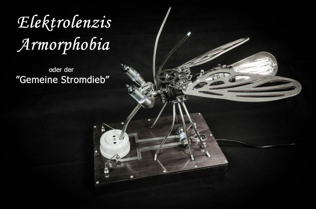 Elekrolenzis Armorphobia - Gemeiner Stromdieb