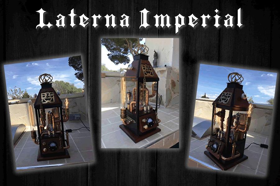 Gartenlampe – Laterna Imperial